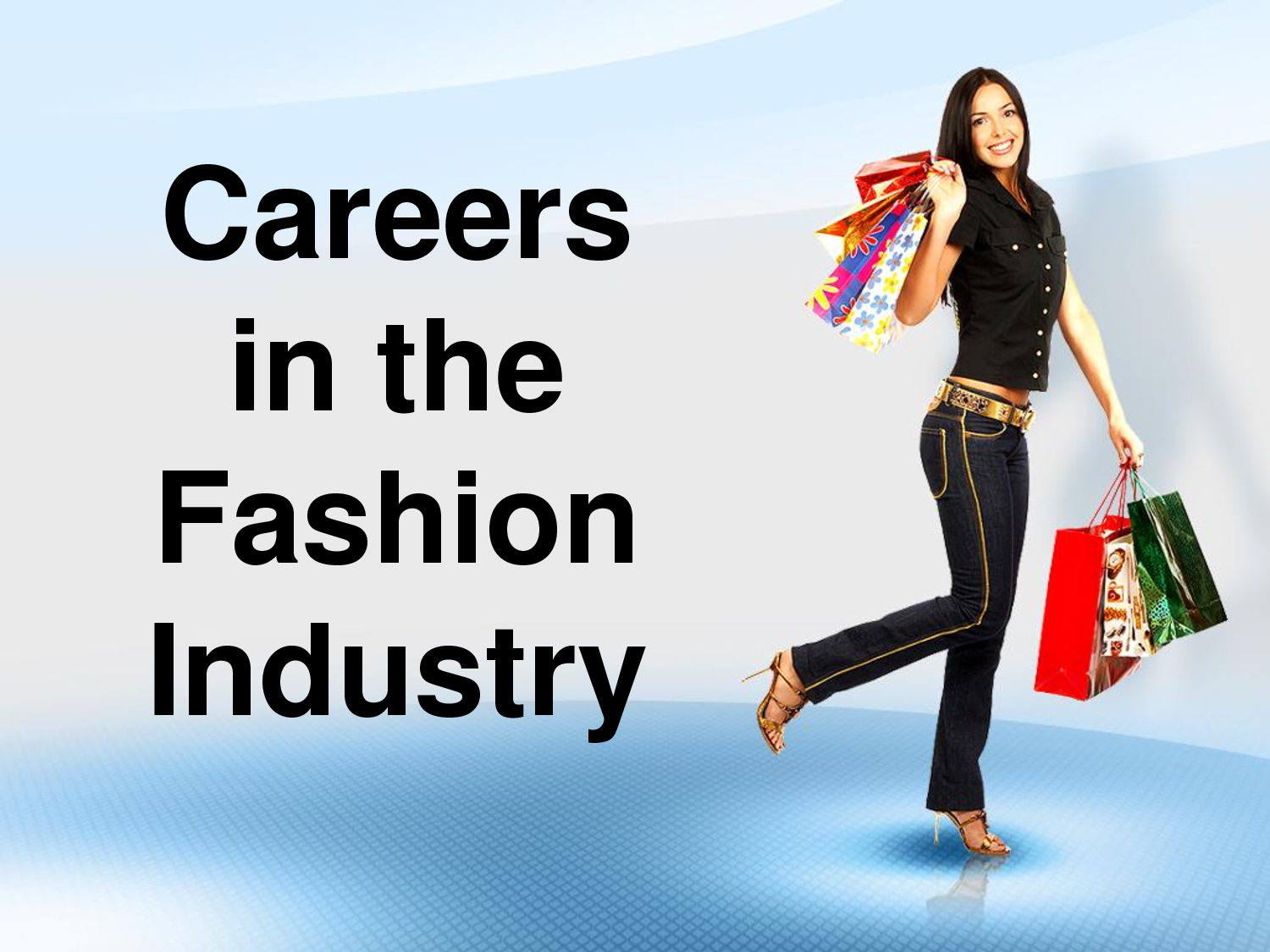 Business jobs in fashion industry
